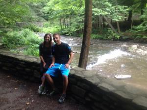 Scott and Tori